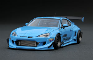 IG1166  PANDEM TOYOTA 86 V3  Metallic Light Blue