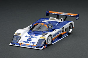 IG1198  CALSONIC Nissan R88C (#23) 1988 WEC IN JAPAN