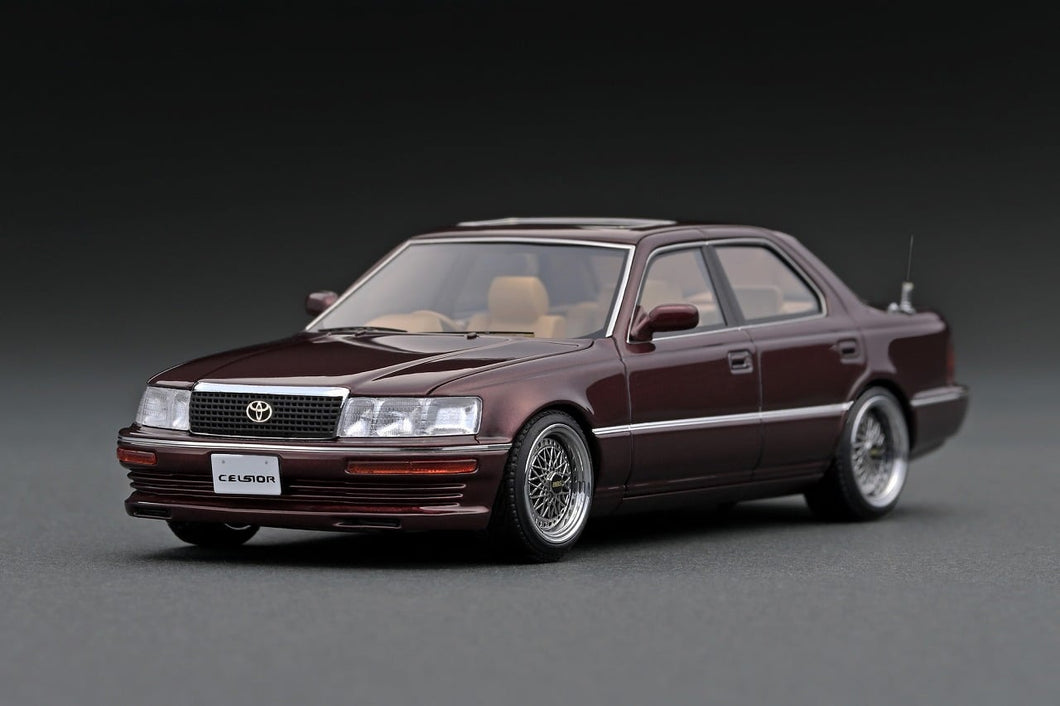 IG1824 Toyota CELSIOR (F10) Dark Red