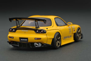 IG1338  MAZDA RX-7 (FD3S) RE Amemiya  Yellow