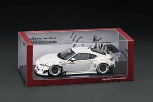 IG online shop limited!  IG1356  PANDEM TOYOTA 86 V3 White  With Mr. Miura