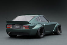 IG1360  Nissan Fairlady Z (S30) STAR ROAD  Green