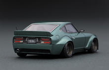 IG1424  Nissan Fairlady Z S30 STAR ROAD Green