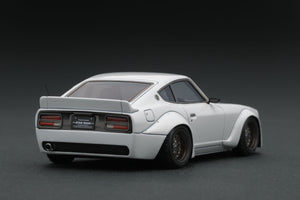 IG1425  Nissan Fairlady Z S30 STAR ROAD White