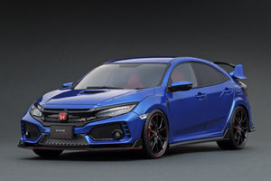 IG1445  Honda CIVIC (FK8) TYPE R  Brilliant Sporty Blue Metallic