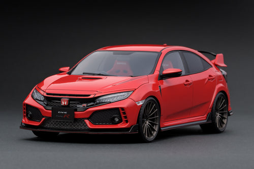 IG1449  Honda CIVIC (FK8) TYPE R  Red
