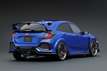IG1450  Honda CIVIC (FK8) TYPE R  Blue