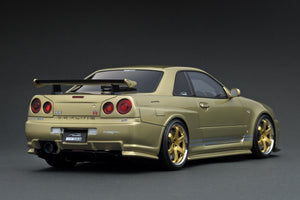 IG1475  TOP SECRET GT-R (BNR34)  Millennium Jade