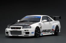 IG1477  TOP SECRET GT-R (BNR34)  White