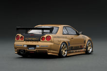 IG1482  TOP SECRET GT-R (BNR34)  Gold