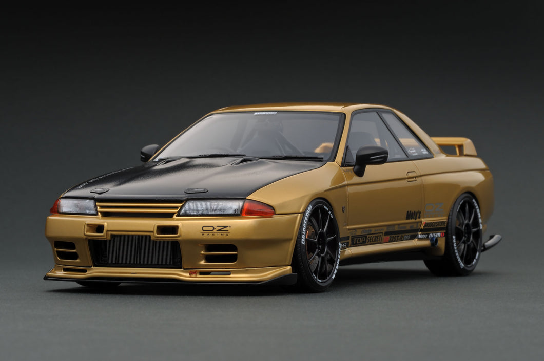 IG1523  TOP SECRET GT-R (VR32)  Gold
