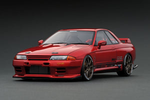 IG1524  TOP SECRET GT-R (VR32)  Red Mettallic