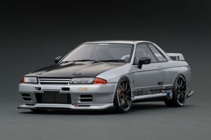 IG1525  TOP SECRET GT-R (VR32)  Silver