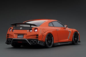 IG1532  TOP SECRET GT-R (R35) Orange