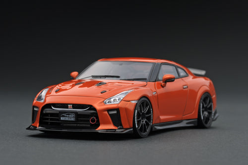 IG1538 TOP SECRET GT-R (R35) Orange
