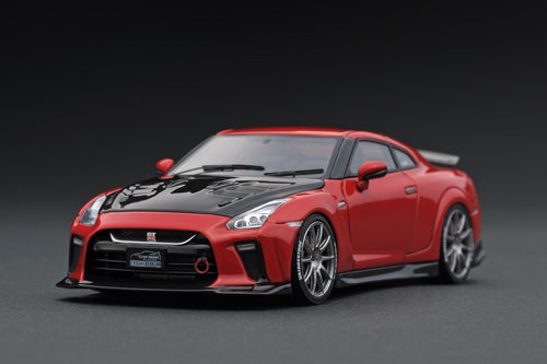 IG1542 TOP SECRET GT-R (R35) Red