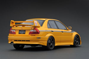 IG1553  Mitsubishi Lancer Evolution Ⅵ GSR T.M.E (CP9A) Yellow
