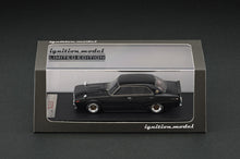 IG online shop limited!  IG1576  Nissan Skyline 2000 GT-X (GC110)  Black Metallic