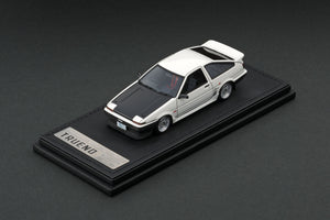 IG online shop limited!  IG1589  Toyota Sprinter Trueno (AE86) 3Door TK-Street Early Ver. White