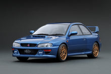 IG1634 SUBARU Impreza 22B-STi Version (GC8改)  Blue