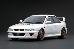 IG1635 SUBARU Impreza 22B-STi Version (GC8改)  White