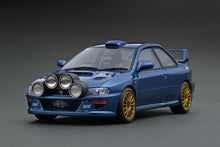 IG1636 SUBARU Impreza 22B-STi Version (GC8改)  Blue LightPods Ver.