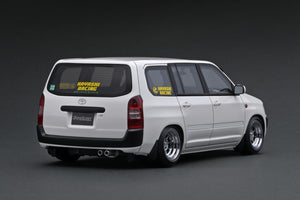 IG1644  Toyota Probox GL (NCP51V) White  --- PREORDER (delivery in Jul/Aug 2020)