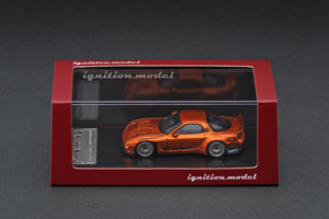 IG1650 Rocket Bunny RX-7 (FD3S) Orange Metallic