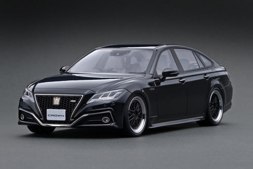 IG1678 Toyota Crown (220) 3.5L RS Advance Black  --- PREORDER (delivery in Aug 2020)