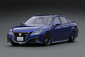 IG1680 Toyota Crown (220) 3.5L RS Advance Blue Metallic  --- PREORDER (delivery in Aug 2020)
