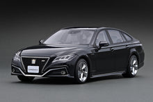 IG1682 Toyota Crown (220) 3.5L RS Advance  Precious Black Pearl