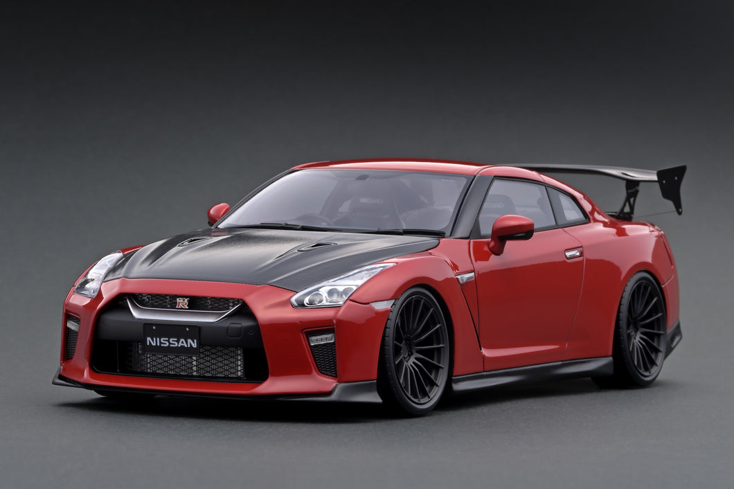 IG1759 NISSAN GT-R (R35) Premium Edition  Red