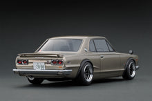 IG online shop limited!  IG1768 1/18 Nissan Skyline 2000 GT-R (KPGC10)  Silver  With Engine
