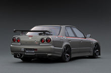 IG1807 Nissan Skyline 25GT Turbo (ER34)  Gun Metallic NISMO Wheel