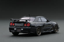 IG1815 Nissan Skyline GT-R Mine's (R34) Black
