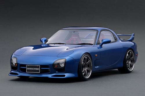 IG1834  Mazda RX-7 (FD3S) Mazda Speed Aspec Blue --- PREORDER (delivery in Jul 2020)