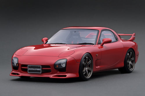 IG1835  Mazda RX-7 (FD3S) Mazda Speed Aspec Red --- PREORDER (delivery in Jul/Aug 2020)