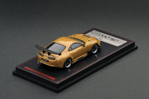 IG online shop/event special! IG2318 IG-Model Showroom Diorama with 2cars (Supra Gold, NSX White)