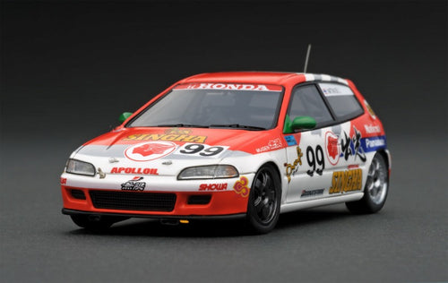 IG Macau GP limited!  IG1883  Idemitsu MOTION MUGEN CIVIC (#99) 1994 Macau Cup Race