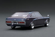 IG1909 Nissan Laurel 2000SGX (C130)  Metallic Purple/Green