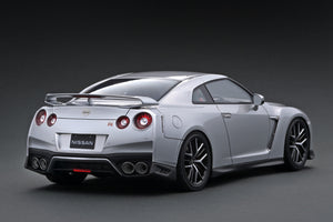 IG1910 NISSAN GT-R (R35) Premium Edition  Ultimate Metal Silver  --- PREORDER (delivery in Aug/Sep 2020)