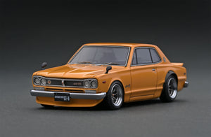 IG1931 Nissan Skyline 2000 GT-R (KPGC10) Brown