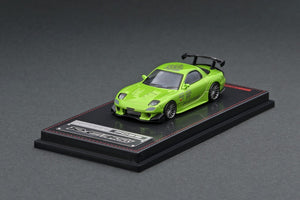 IG1947  Mazda RX-7 (FD3S) RE Amemiya Green Metallic