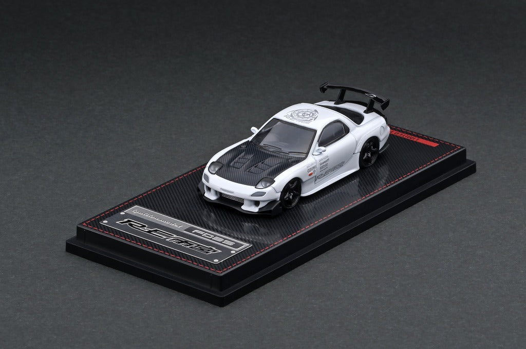 IG1948  Mazda RX-7 (FD3S) RE Amemiya White