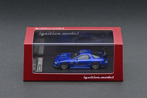 IG1951  Mazda RX-7 (FD3S) RE Amemiya Blue Metallic