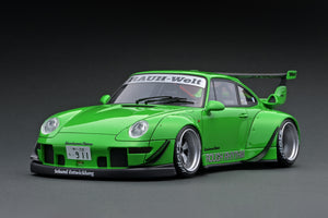 IG1953 RWB 993  Green --- PREORDER (delivery in Sep/Oct 2020)