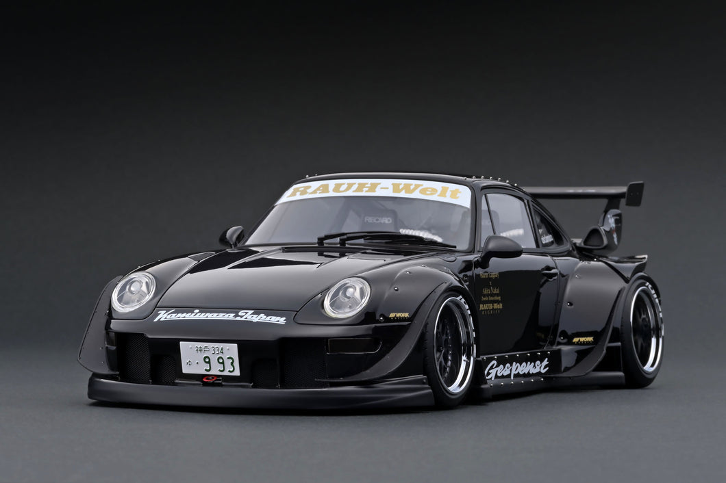 IG1960 RWB 993  Black --- PREORDER (delivery in Sep/Oct 2020)