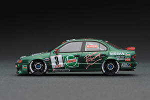 IG Nismo Festival 2019 limited!  IG1965  NISSAN PRIMERA (#3) 1994 JTCC With Mini T-shirt