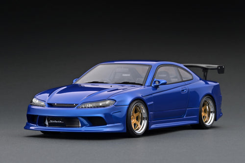 IG2001 VERTEX S15 Silvia  Blue Metallic --- PREORDER (delivery in Nov/Dec 2020)