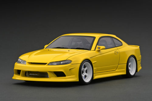 IG2007 VERTEX S15 Silvia  Yellow --- PREORDER (delivery in Apr-Jun 2021)